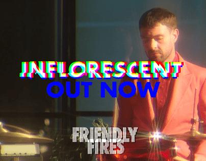 Friendly Fires - Social Media Design