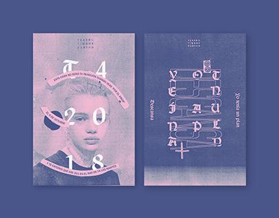 Sistema de Identidad - Teatro Timbre 4
