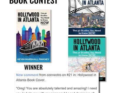 Book Cover Design Contest Win