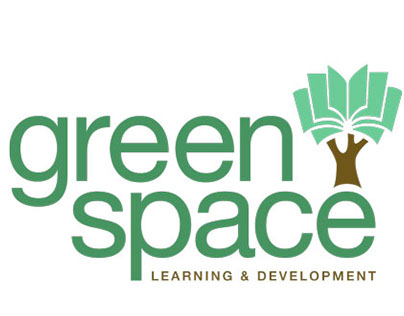 Green Space Branding and Trifold Brochure
