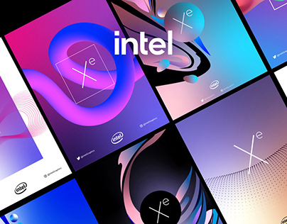 Intel Xe wallpapers
