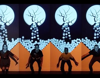Still On Music Video / Interactive Installation