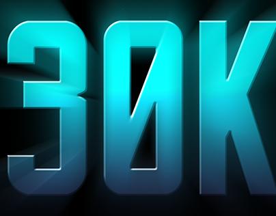 30K Followers