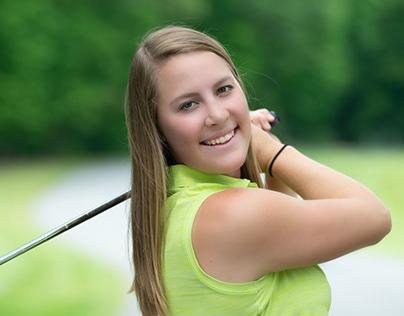 Jennifer Kupcho for Colorado Avid Golfer Magazine