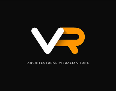 VR Architectural Visualizations | Logo animation