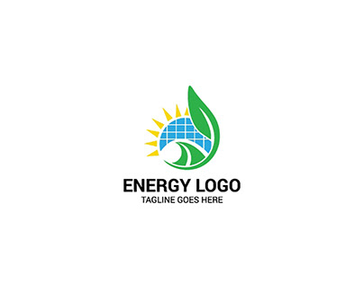 Solar Energy Logo Design
