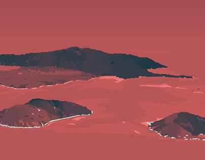 Islands.