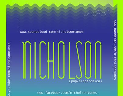 Making Music Visual   NICHOLSON