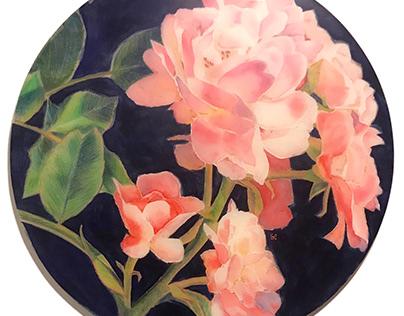 Corridor Roses