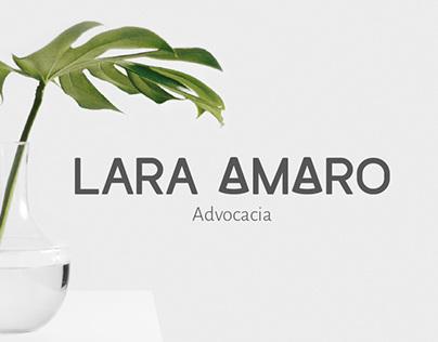 Lara Amaro - Branding