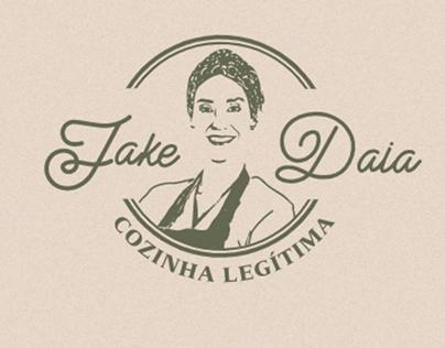 Identidade Visual Jake Daia