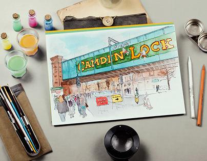 Urban Sketches UK - 2019