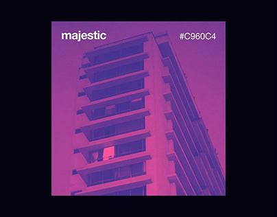 Majestic Casual´s Milk by StarRo (Album cover)