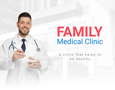 Corporate website for Family Medical Climic