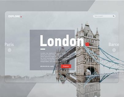 European Travel Website