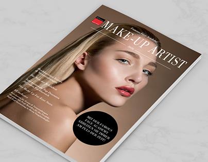 Magazine about Make up Artist Programme