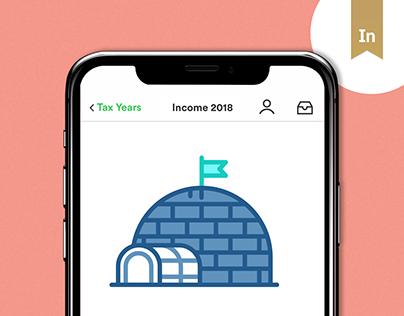 taxfix :: app for tax declarations