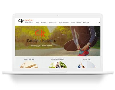 Catalyst Kinetics Website