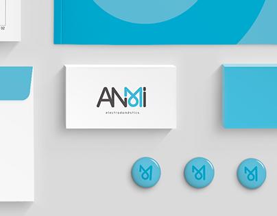ANMI - Branding