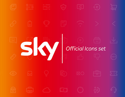 Sky | Official Icons Set
