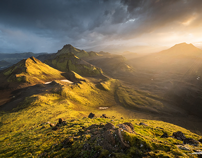 Iceland: Collection II (Light & Shadow)