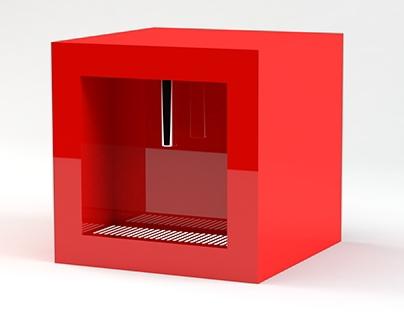 Cube Coffee Machine