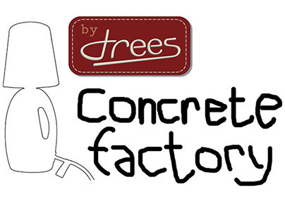 The Concrete Factory Lamps