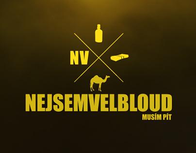 Nejsem Vebloud LED screen advertisement | Motion design
