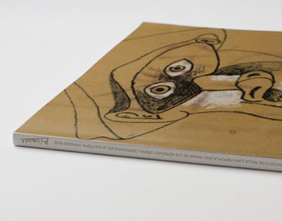 Picasso in Sofia catalogue