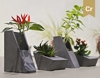 Kyogawara planters