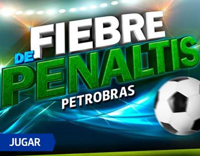 Petrobras Hinchas Con Pasión - website