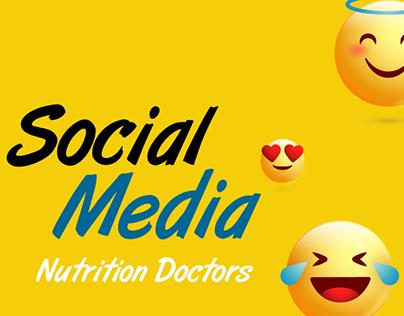 Social Media Designs - Nutrition Doctors