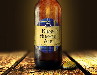 Kinns Summer Ale