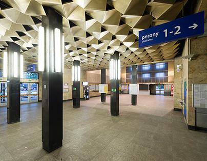 Toruń Main Train Station
