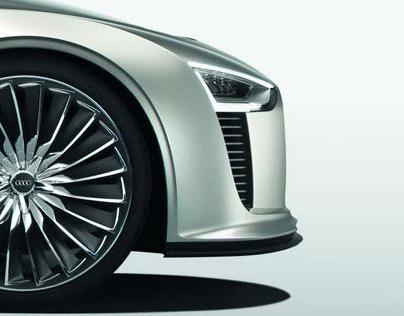 Audi E-TRON / ADC Ukraine Competition