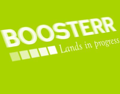 Boosterr // Lands in progress