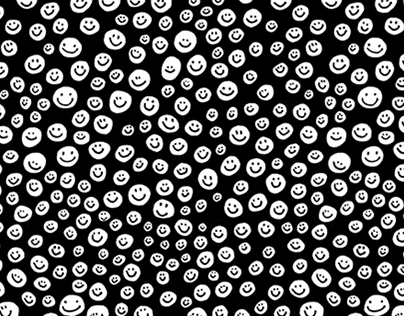 Handmade Patterns: Black & White Drawings