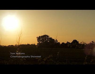 Tom Williams - Cinematography Showreel