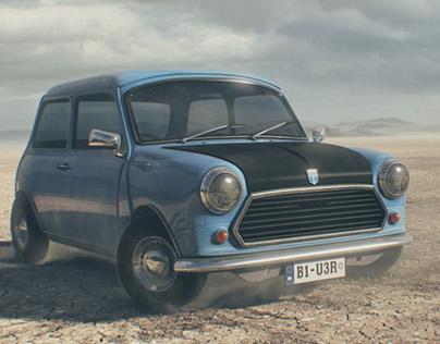 TV Commercial: Mini BlueR