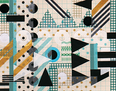 Handmade Patterns: Collaged
