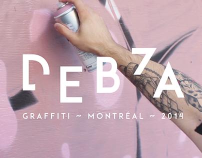 VIDEO // DEBZA x Underpressure ~ Montréal 2014