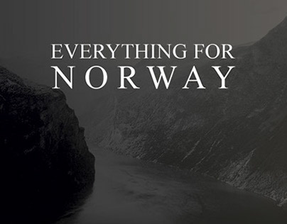 Everything for Norway