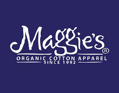 Maggie's Website Concept