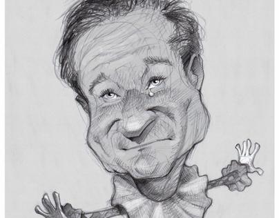 Tears Of A Clown. Robin Williams