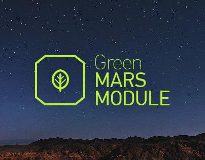 Space Garden concept & UI design