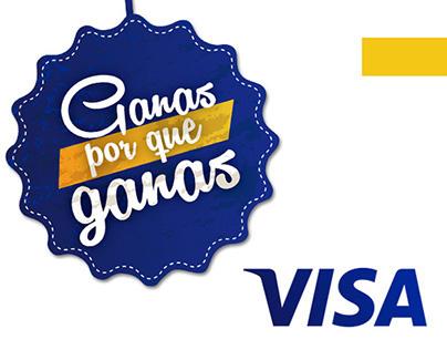 Visa (Ganas por que Ganas)
