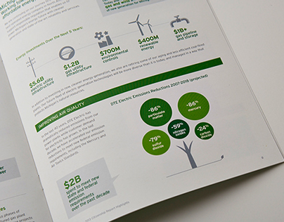 DTE Energy Citizenship Report Highlights