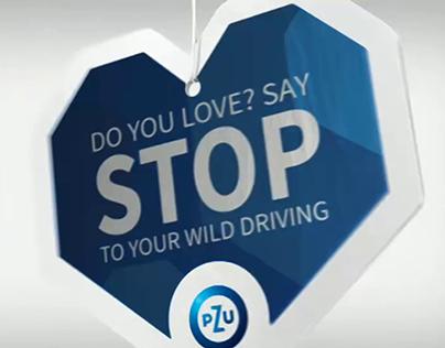 PZU STOP WILD DRIVING
