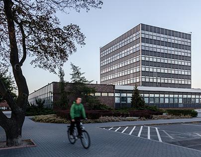 Nicolaus Copernicus University campus, Toruń, Poland