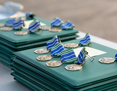 2014 NYARNG 69th Infantry Awards Ceremony